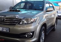 Used Cars Near Me Under $5000 Unique toyota fortuner 3 0d 4d Auto for Sale In Gauteng