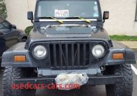 Used Cars Near Under 1000 Dollar Lovely Used Jeep Wrangler 97 for Sale by Owner Nj Under $5000