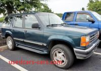 Used Cars Near Under 1000 Dollar New Cheap Suv Under $1000 Used ford Explorer Xl 94 for Sale
