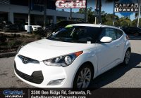 Used Cars Sarasota Fresh Sarasota Used 2017 Hyundai Veloster for Sale