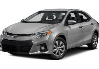 Used Cars toyota Corolla Awesome 2014 toyota Corolla S Plus 4dr Sedan Pricing and Options