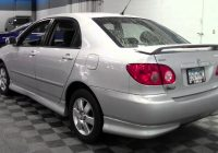 Used Cars toyota Corolla Best Of 2008 toyota Corolla S 2b A Youtube