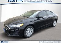 Used Cars Under $2000 Lovely New 2019 ford Fusion for Sale anderson ford Of St Joseph