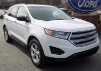 Used Cars Under $2000 Lovely Used 2018 ford Edge for Sale