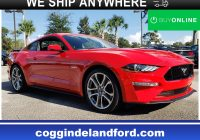 Used Cars Under $2000 Luxury New 2019 ford Mustang for Sale at Coggin Deland ford