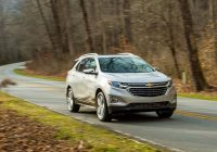 Used Cars Under $2000 New 2018 Chevrolet Equinox First Drive Review