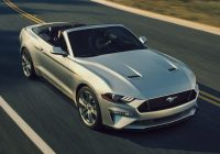Used Cars Under $2000 New New 2018 ford Mustang Price Photos Reviews Safety Ratings