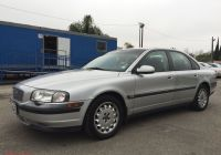 Used Cars Under $ 2000 Unique Used 2000 Volvo S80 R Supercharged at City Cars Warehouse Inc