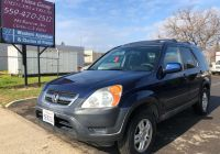 Used Cars Under $3000 Near Me Elegant 2002 Honda Cr V 4wd Ex Auto