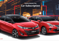 Used Cars Under $3000 Near Me Luxury toyota India Bets On Leasing Short Term Subscriptions