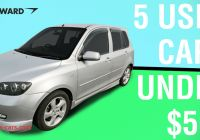 Used Cars Under $500 Beautiful Unbelievable Deals 5 Used Japanese Cars Under $500