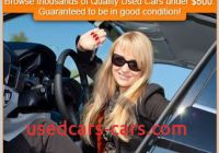 Used Cars Under $500 Best Of Cars Under 500 Browse Thousands Of Quality Used Cars