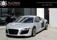 Used Cars with Manual Transmission for Sale Near Me Beautiful 2012 Audi R8 4 2 Quattro Rare Manual Transmission Stock