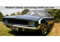 Used Classic Cars for Sale In Usa Awesome Modern Classic Cars to while You Can Usa Nebraska