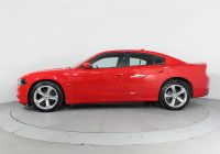Used Dodge Charger for Sale Luxury Used 2018 Dodge Charger R T Sedan for Sale In Miami Fl