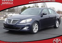Used Hyundai Genesis for Sale Awesome Pre Owned 2012 Hyundai Genesis 3 8 4d Sedan In Naperville