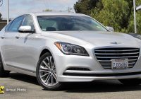 Used Hyundai Genesis for Sale Awesome Pre Owned 2015 Hyundai Genesis 3 8l 4dr Car In San Jose Upa1755