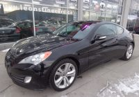 Used Hyundai Genesis for Sale Awesome Used 2010 Hyundai Genesis Coupe for Sale at Leon S Fine Cars