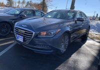 Used Hyundai Genesis for Sale Awesome Used 2015 Hyundai Genesis Sedan Blue for Sale In Nashua Nh