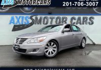 Used Hyundai Genesis for Sale Elegant Used 2010 Hyundai Genesis for Sale In Jersey City Nj Axis