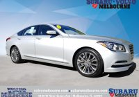 Used Hyundai Genesis for Sale Luxury Used 2015 Hyundai Genesis for Sale