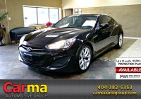 Used Hyundai Genesis for Sale New 2013 Hyundai Genesis Coupe 2 0t Premium Stock for Sale Near