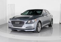 Used Hyundai Genesis for Sale New Used 2015 Hyundai Genesis 5 0 Sedan for Sale In Margate Fl