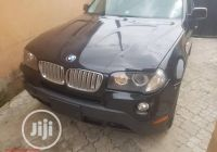Used In Nigeria Cars for Sale Beautiful Bmw X3 2008 3 0d Automatic Black