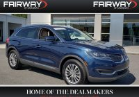 Used Lincoln Cars for Sale Near Me Elegant Used 2017 Lincoln Mkx for Sale