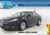 Used Lincoln Cars for Sale Near Me Fresh Used Lincoln for Sale In Niles Il Golf Mill ford