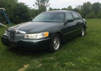 Used Lincoln town Car New 1999 Lincoln town Car Executive Plete tour Review and Walkaround
