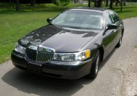 Used Lincoln town Cars for Sale Near Me Inspirational 1998 Lincoln town Car Overview Cargurus