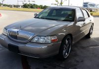 Used Lincoln town Cars for Sale Near Me Unique Lincoln town Car