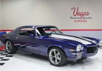 Used Muscle Cars for Sale Near Me Unique 1970 Chevrolet Camaro for Sale All Collector Cars