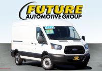 Used Nissan Cargo Van Fresh Pre Owned 2019 ford Transit Van Base Cargo Van Rwd Full Size Cargo Van