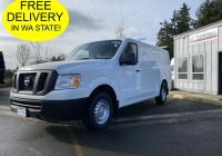 Used Nissan Cargo Van New New 2020 Nissan Nv Cargo 1500 S