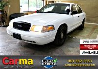 Used Police Cars for Sale Near Me Elegant 2009 ford Crown Victoria Police Interceptor Stock for Sale