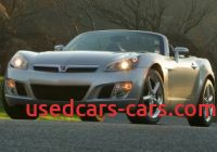 Used Saturn Sky Beautiful Used Saturn Sky for Sale Special Offers Edmunds