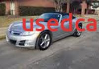 Used Saturn Sky Elegant Used Saturn Sky for Sale From 4895 Cargurus