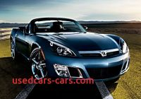 Used Saturn Sky Unique 2008 Saturn Sky Overview Cargurus