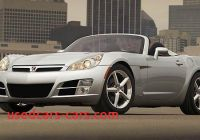Used Saturn Sky Unique Used 2008 Saturn Sky Pricing for Sale Edmunds