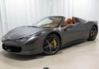 Used Sports Cars for Sale Lovely 2012 Ferrari 458 Spider Stock P679 for Sale Near Roswell Ga