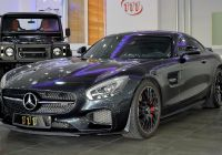 Used Sports Cars Near Me New Model Mercedes Benz Amg Gt S Gulf Specs Year 2016 Km