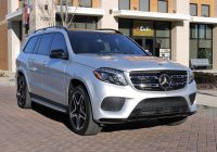 Used Suv Elegant 2018 Mercedes Benz Gls 550 4matic Suv Stock 8942 for Sale In