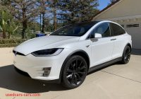 Used Tesla $5000 Best Of Model X 2018 Pearl while Multi Coat F00d7