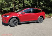 Used Tesla $5000 Lovely Model X 2018 Red 9a76f