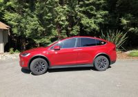 Used Tesla $5000 New Model X 2018 Red 9a76f