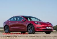 Used Tesla Car Prices Inspirational Tesla Model 3 Saloon From 2016 Used Prices