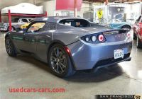 Used Tesla Car Prices Luxury Used 2008 Tesla Roadster 1 5 for Sale Special Pricing