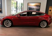 Used Tesla Cheap Awesome Tesla Finally Releases Its Affordable Model 3
